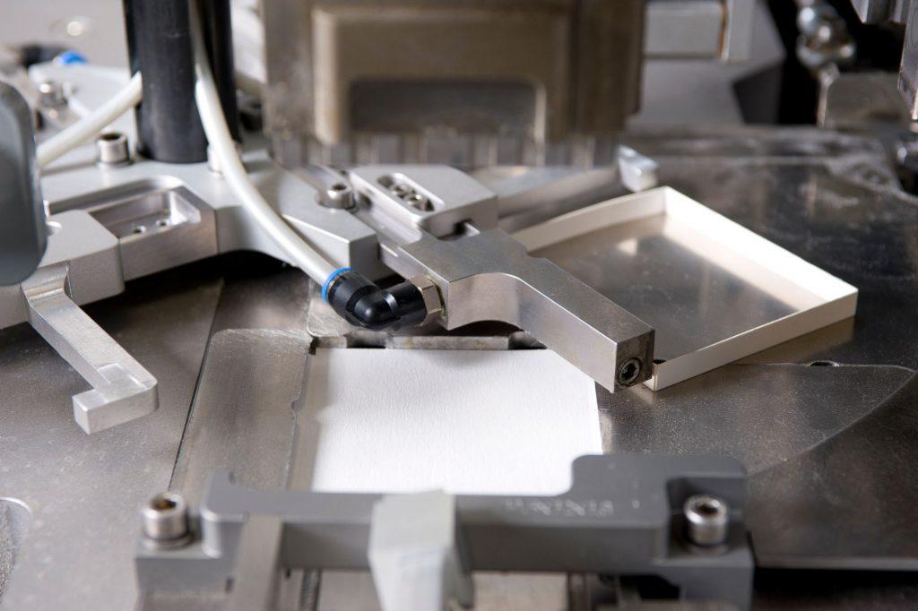 shoulderbox making line packaging